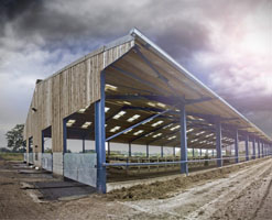 Brockhurst Livestock Build Gallery Feature Image