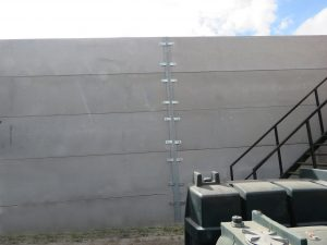 Concrete Panel fire wall